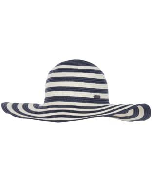 Women's Barbour Shore Sun Hat - Navy