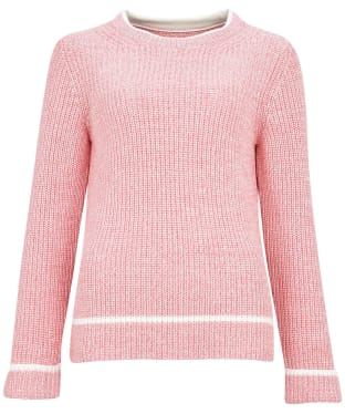 Women's Barbour Tynemouth Knit Sweater - Sherbet