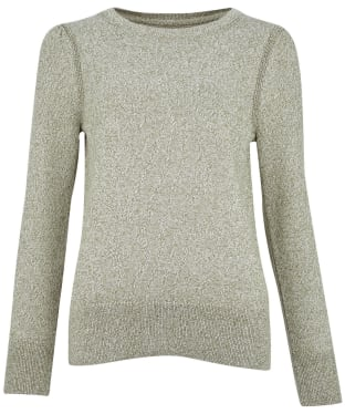 Women's Barbour Bowland Knit - Bayleaf