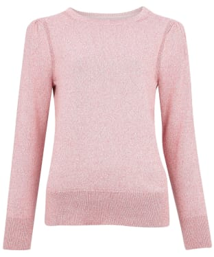 Women's Barbour Bowland Knit - Dusty Rose