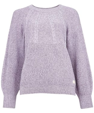 Women's Barbour Victoria Knit Sweater - Multi