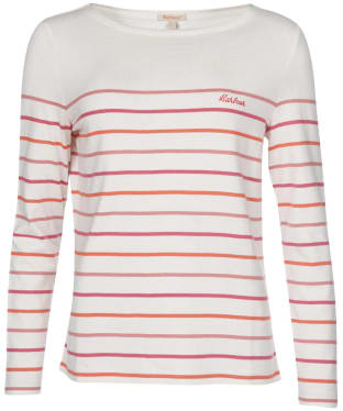 Women's Barbour Hawkins Stripe Top - Multi