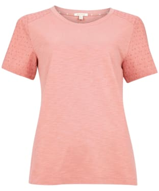 Women's Barbour Springtide Top - Rose Dawn