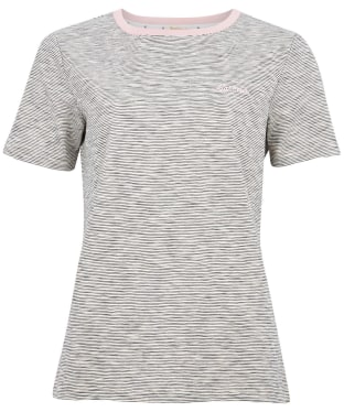 Women's Barbour Holywell Top - Multi Stripe