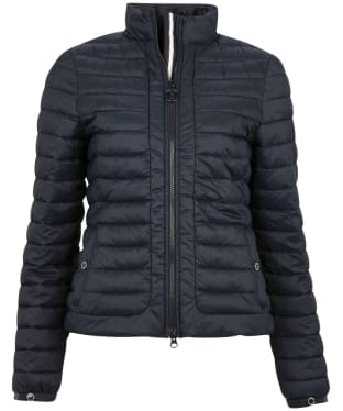 Women's Barbour Runkerry Quilted Jacket - Dark Navy