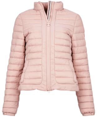 Women's Barbour Runkerry Quilted Jacket - Blusher