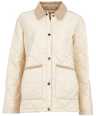 Women's Barbour Elizabeth Quilted Jacket - Calico