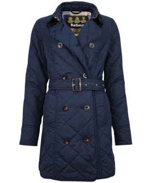 Women's Barbour Fairsfield Quilted Jacket - Navy