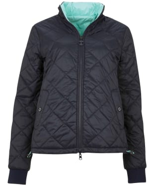 Women's Barbour Southport Quilted Jacket - Dark Navy