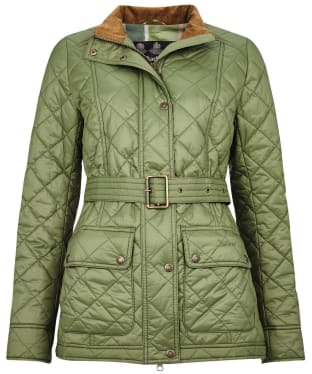 Women's Barbour Bowland Quilted Jacket