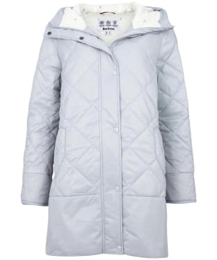 Women's Barbour Tynemouth Quilted Jacket - Grey Dawn