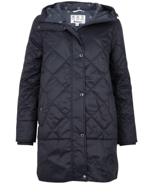 Women's Barbour Tynemouth Quilted Jacket - Dark Navy