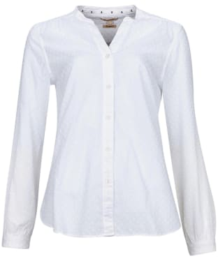 Women's Barbour Southport Shirt - Cloud