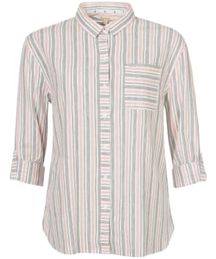 Women's Barbour Holywell Shirt - Cloud Stripe