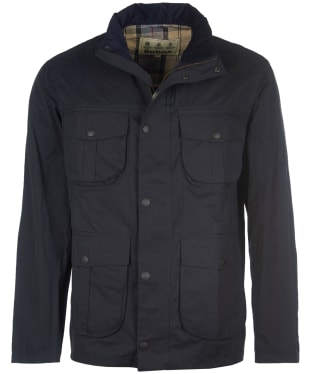 Men's Barbour Sanderling Casual Jacket - Navy