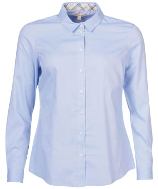 Women's Barbour Derwent Shirt - Pale Blue