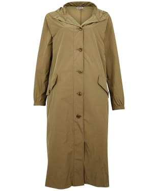 Women's Barbour Penfor Showerproof Jacket - Dusty Green