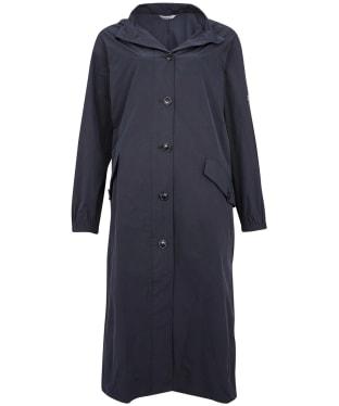 Women's Barbour Penfor Showerproof Jacket - Dark Navy