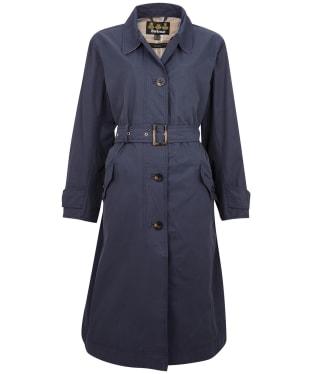 Women's Barbour Millford Showerproof Jacket - Navy