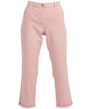 Women's Barbour Chino Trousers - Pink