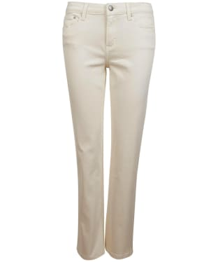 Women's Barbour Otterburn Straight Leg Jean - Ecru