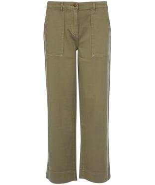 Women's Barbour Summer Cabin Trouser - Khaki