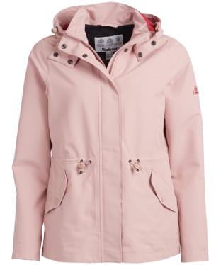 Women's Barbour Promenade Waterproof Jacket - Blusher
