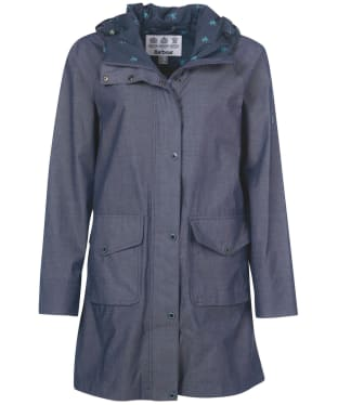 Women's Barbour Padstow Jacket - Chambray Marl