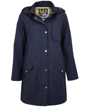 Women's Barbour Blackett Jacket - Navy
