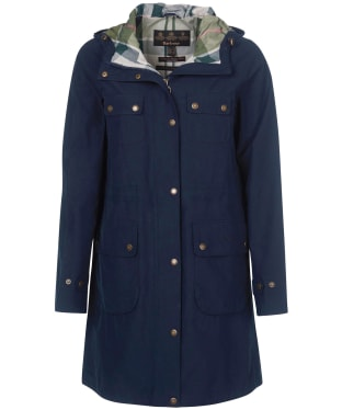 Women's Barbour Idris Jacket - Navy