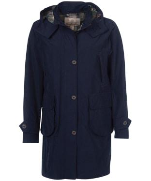 Women's Barbour Carole Waterproof Jacket - Dark Navy