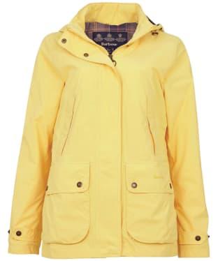 Women's Barbour Clyde Jacket - Dandelion Yellow