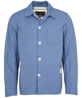 Men's Barbour Toyer Casual Jacket - Powder Blue