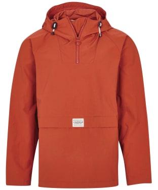 Men's Barbour Alnot Casual Jacket - Sunset Orange
