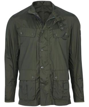 Men's Barbour International Packable Duke Casual Jacket - Sage