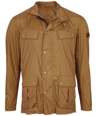 Men's Barbour International Packable Duke Casual Jacket - Olive