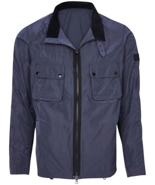 Men's Barbour International Sandwell Casual Jacket - India Ink