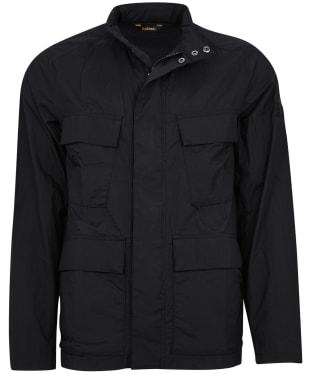 Men's Barbour International Atholl Casual Jacket - Black