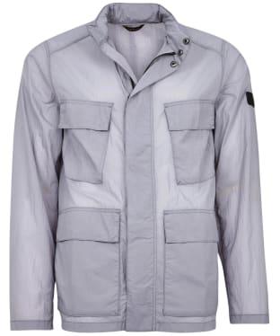 Men's Barbour International Atholl Casual Jacket - Chrome