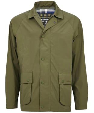 Men's Barbour Laslo Casual Jacket - Olive