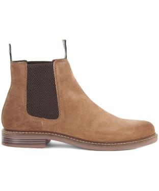 Men's Barbour Farsley Chelsea Boots - Sand
