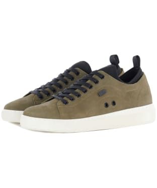 Men's Barbour International Hailwood Sneakers - Olive