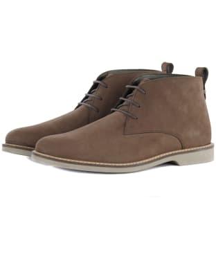 Men's Barbour Consett Chukka Boots - Taupe