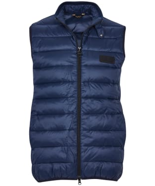 Men's Barbour International Marcus Gilet - Navy