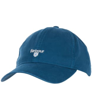 Men's Barbour Cascade Sports Cap - Teal