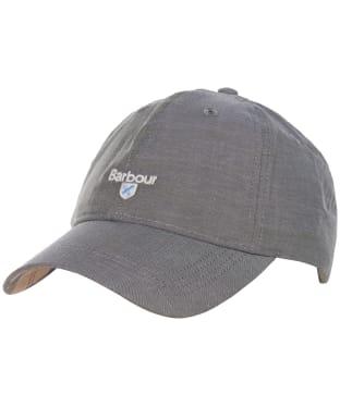 Men's Barbour Ellerton Sports Cap - Light Khaki