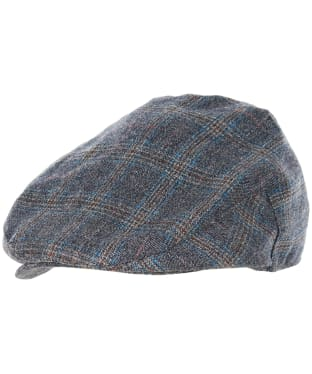 Men's Barbour Ashford Flat Cap - Blue