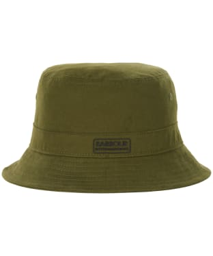 Men's Barbour International Norton Drill Sports Hat - Vintage Green