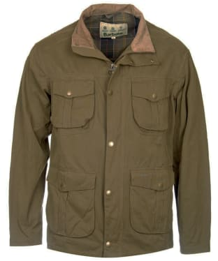Men's Barbour Sanderling Casual Jacket - Dark Sand