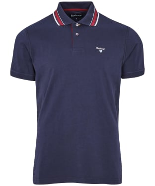 Men's Barbour Multi Tip Polo Shirt - Navy